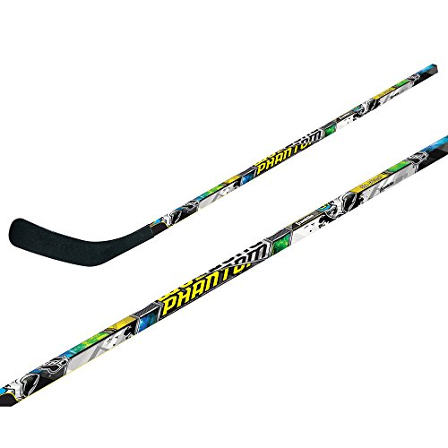 Franklin Sports Street Hockey Stick - Right Handed - 48 Inches - NHL - Phantom