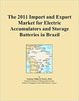 The 2011 Import and Export Market for Electric Accumulators and Storage Batteries in Brazil