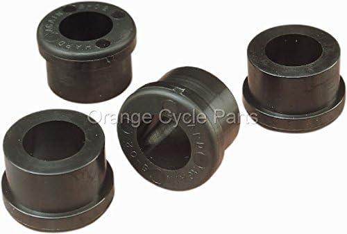Polyurethane Riser Bushings Softail FX FXR Dyna 84-2015 repl OEM# 53156-86 56158-73