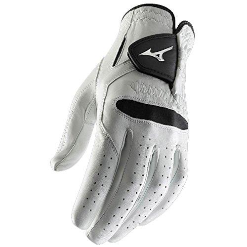 Mizuno 2018 Cabretta Leder Tour-Leistung Pro Golf Herren Golf-Handschuhe Linke Hand (Rechtshänder Golfer)