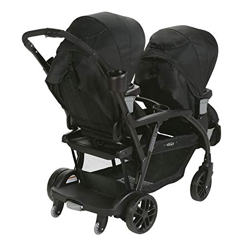 41HwKxmIF L - Graco Modes Duo Double Stroller | 27 Riding Options For 2 Kids, Balancing Act