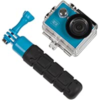Kitvision KVFRESHACBBL Fresh 720P Action Camera with Floating Grip, Blue