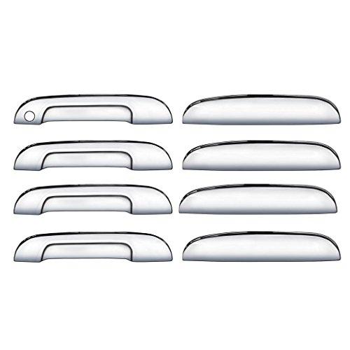 05 trailblazer door handle cover - 7