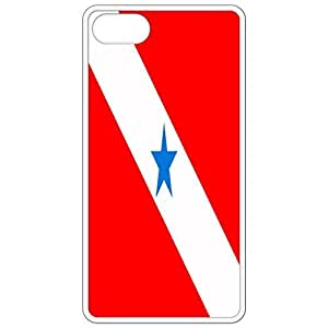 Para Flag - White Apple Iphone 5c Cell Phone Case - Cover