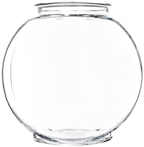 Anchor Hocking 4262 Goldfish Bowl Drum, 1 - Goldfish Fish Bowls