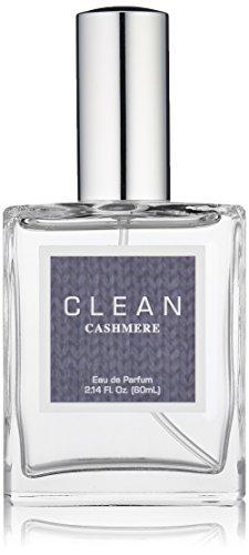 CLEAN Cashmere Eau de Parfum, 2.14  Fl Oz (Saffron Perfume)