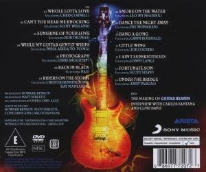 Guitar Heaven: The Greatest Guitar Classics Of All Time: Santana: Amazon.es: Música