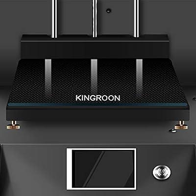 Kee Pang Ultra Base 3D Plataforma de Impresora, Vidrio de ...