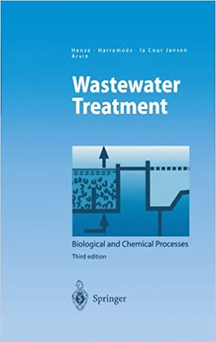 Book Wastewater Treatment: Biological and Chemical Processes (Environmental Science and Engineering) by Mogens Henze (2010-02-19)