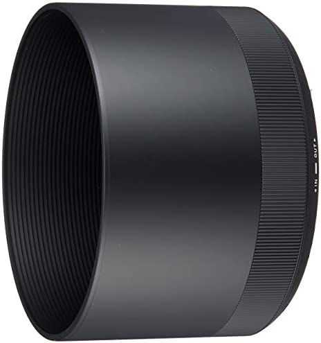 Objetivo Negro Parasol Sigma LH880 03 para Lente 135/mm//F1.8 DG HSM