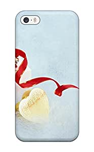 For ZippyDoritEduard Iphone Protective Case, High Quality For Iphone 5/5s Christmas Holiday Christmas Skin Case Cover
