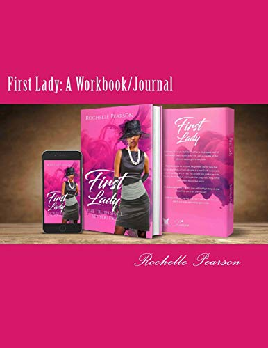 Books : First Lady (A Workbook and Journal)