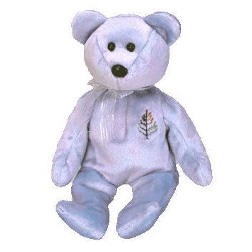 TY Beanie Baby - ISSY the Four-Seasons Hotel Bear ( Boston ) (8.5 inch) ()