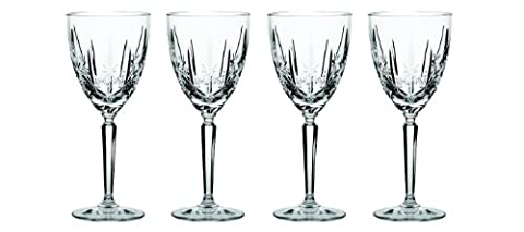 Marquis by Waterford Sparkle Oversized Goblet, Set of 4