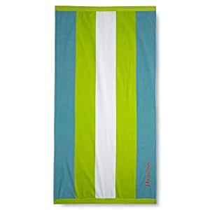 Shop Lands' End for quality Beach Towels for Adults. Get large, absorbent rugby stripe beach towels, printed beach towels, polka-dot beach towels & more.