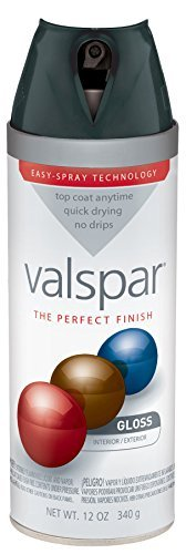 Valspar 410-85041 SP 12 Oz Cobalt Cannon Gloss Premium Enamel Spray Paint by Valspar