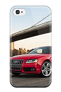 Pretty WagDWog1018rNvYD Iphone 4/4s Case Cover/ Audi S5 27 Series High Quality Case
