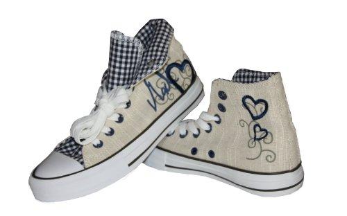 Sneaker Damen Sneaker Krüger Heart Blau Krüger Damen Blau Krüger Damen Heart wZx1FqEf