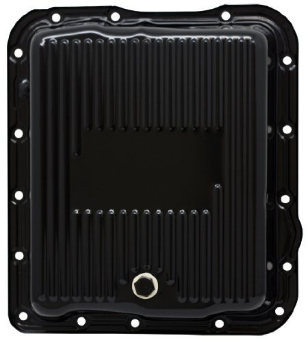 CFR Performance Chevy/GM 700R4-4L60E-4L65E Steel Transmission Pan – Black EDP