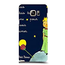 Samsung Galaxy Note 5 Cover,Le Little Prince Quotes Phone Case Classic Unique Animation Movies The Little Prince Le Petit 3D Protect Case Cover