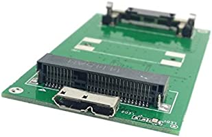 chenyang Color Negro 50 mm Mini PCI-E MSATA 6 Gbps USB 3.0 Caja ...
