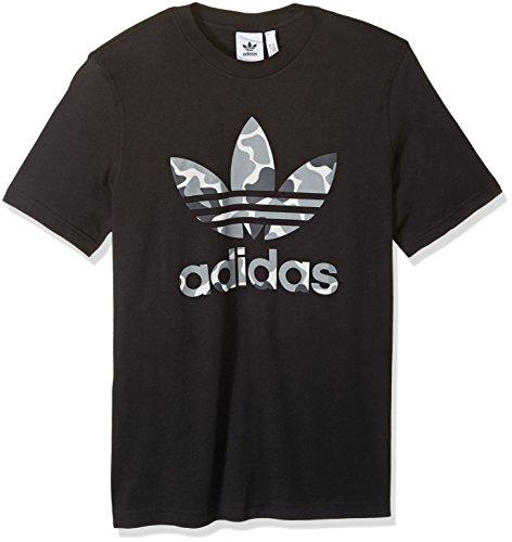 Camo Originals Adidas Tee Black Men's 2xl Trefoil UwEfx