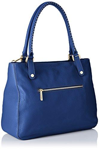 Arcadia 4750, borse da spiaggia Donna, Bluette, 36 cm
