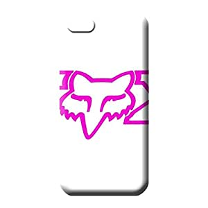 iphone 6 Abstact Fashion Protective Stylish Cases mobile phone carrying skins camo fox racing famous top?brand logo