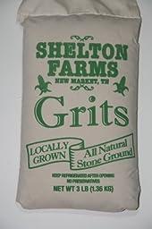 Shelton Farms Stone Grounds Grits