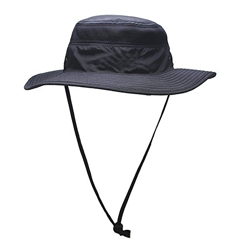 Cuca Dunna Fishing Camping Hunting Hiking Sun Hat UPF 50+ Summer Outdoor Bucket Sun Cap