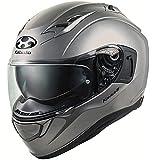 オージーケーカブト(OGK KABUTO)バイクヘルメット フルフェイス KAMUI3 クールガンメタ (サイズ:XL) 584795