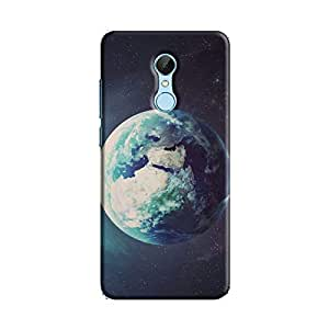 Cover It Up - Blue World Redmi 5 Hard Case
