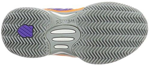 de HB Tenis Express para Performance Mujer Morado LTR Swiss Zapatillas K Purple Orange 0wnxOYTqHw