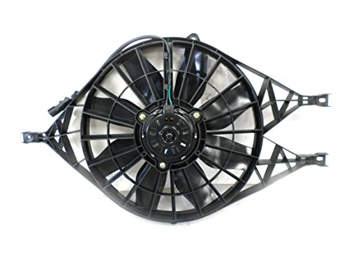 Dual Radiator and Condenser Fan Assembly - Pacific Best Inc For/Fit CH3115135 01-03 Dodge Neon Automatic 4-Speed 2.0L - Dodge Neon Condenser