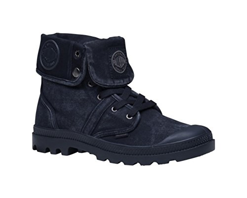 Palladium Mens Pallabrouse Baggy Chukka Boot Black Metal K040FJCl8g