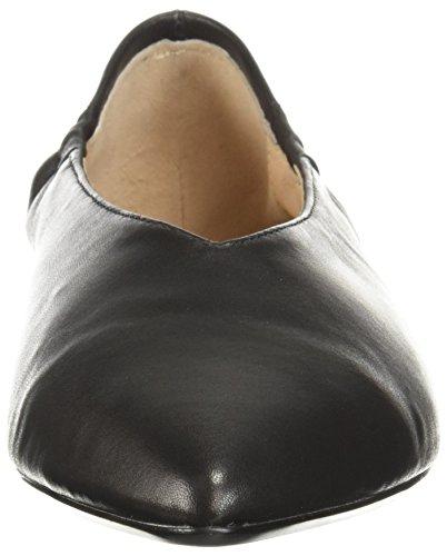For Seier Kvinners Ballett Flat Svart Colt