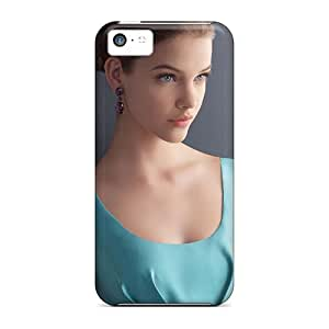 Hot EJCqzDS2044XQmio Barbara Palvin In Blue Dress Tpu Case Cover Compatible With Iphone 5c