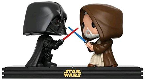 Funko Pop! - Figura Star Wars - Duelo Darth Vader contra OBI WAN Kenobi - Figura