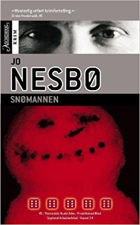 Harry hole bøker