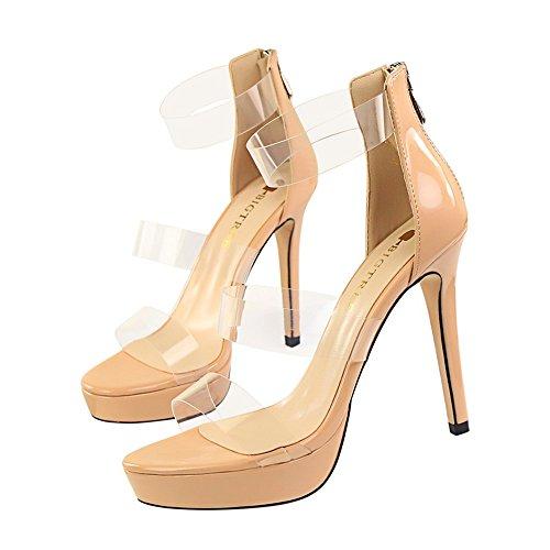 Zapatos rosas SUPERGA para mujer Zapatos marrones K1X LP para hombre Zapatos transparentes sexy Demonia para mujer kQG7g51pg