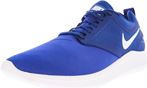 Royal Hombre Zapatillas Running Lunarsolo De Game white Nike Blue gym Para X0UqZw