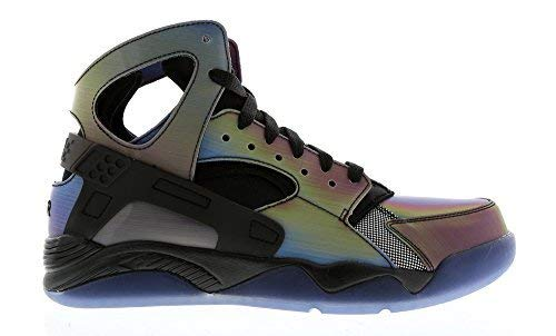 Men's Nike Air Flight Huarache Premium RainbowBlack