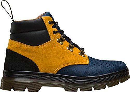 Straw Dr Black Indigo Yellow Chukka Boot Men's Martens Rakim xYnSrYOU