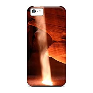 FashionE-Space Awesome Case Cover Compatible With Iphone 5c - Canyon Ray