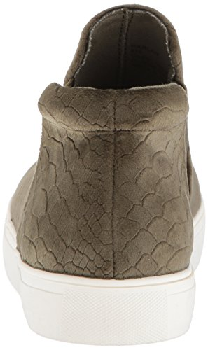 Matisse Harlan Olive Women's Velvet Sneaker rTArZ