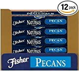 Fisher Pecan Halves 2 OZ (Pack of 24)