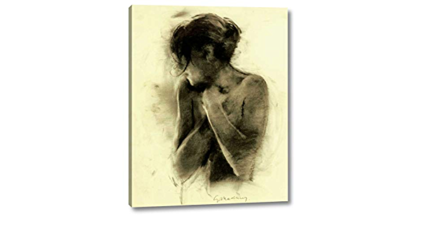 50x40cm Frauen Charlie Mackesy Poster Kunstdruck Antonia #69729