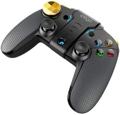 HGA Controlador de Juegos inalámbrico Bluetooth Gamepad, para Android USB Wired Gamepad para PC Gaming Controller para Smart TV/TV Box (Negro): Amazon.es: Deportes y aire libre