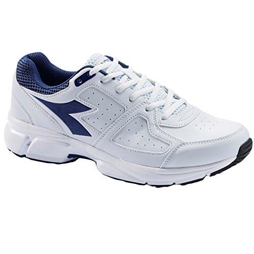 Diadora , Herren Sneaker C2433 BIANCO