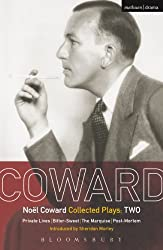 Coward Plays: 2: Private Lives; Bitter-Sweet; The Marquise; Post-Mortem: